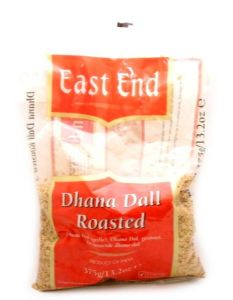 Dhana Dal [Roasted Split Coriander Seeds] | Buy Online at the Asian Cookshop